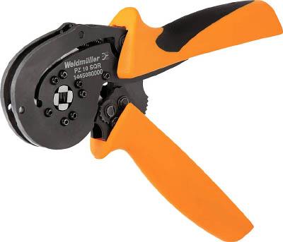 ワイドミュラー 圧着工具 PZ 10 SQR 0.14~10sqmm 1445080000