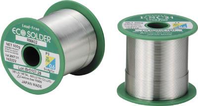 千住金属 エコソルダー RMA02 P3 M705 1.0ミリ【RMA02 P3 M705 1.0】(はんだ・静電気対策用品・はんだ)
