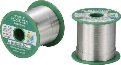 千住金属 エコソルダー ESC21 F3 M705 1.0ミリ 1kg巻【ESC21 M705 F3 1.0】(はんだ・静電気対策用品・はんだ)【送料無料】
