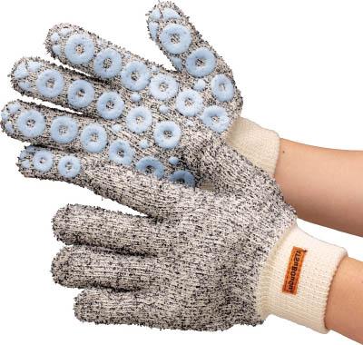 ミドリ安全 耐熱手袋 スーパーアツボウグ シリコンすべり止め付ATS-1200 ATS1200