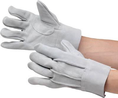 ミドリ安全 牛床革手袋 外縫 12双入 MT-102 MT102