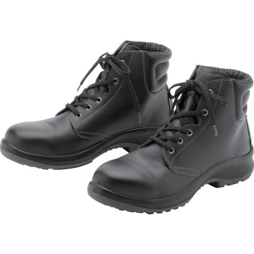 ミドリ安全 中編上安全靴 プレミアムコンフォート PRM220 25.5cm PRM22025.5【送料無料】