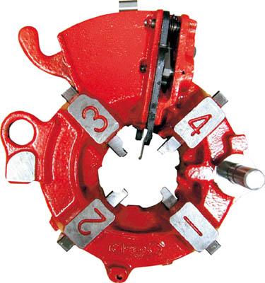 REX 自動切上ダイヘッド AD25A-40A【AD25A40A】(水道・空調配管用工具・ねじ切り機)(代引不可)