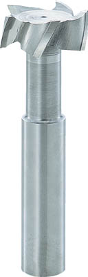 FKD Tスロットエンドミル20×8【TSE20X8】(旋削・フライス加工工具・カッター(切削))【送料無料】
