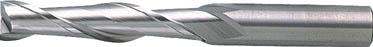 三菱K 2枚刃汎用エンドミルロング28.0mm【2LSD2800】(旋削・フライス加工工具・ハイススクエアエンドミル)【送料無料】
