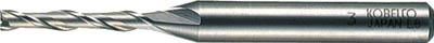 三菱K 超硬エンドミル8.0mm【C2LSD0800】(旋削・フライス加工工具・超硬スクエアエンドミル)