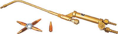 ヤマト 小型溶接器(AC)関東式 火口付【N-YW-3-E】(溶接用品・ガス溶断用品)