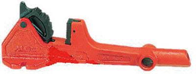 MCC フットバイス FV-2【FV-0120】(水道・空調配管用工具・パイプレンチ)