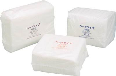 橋本 ハードワイプ 4ツ折 300×390mm (50枚×24袋/箱)【A300】(清掃用品・ウエス)