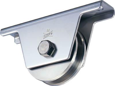 ヨコヅナ ステンレス重量戸車 90 VH兼用【JBS-0906】(建築金物・工場用間仕切り・戸車)