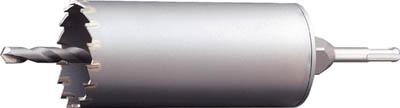 ユニカ ESコアドリル 振動用100mm SDSシャンク【ES-V100SDS】(穴あけ工具・コアドリルビット)