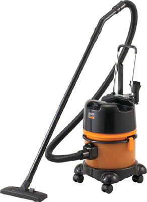 TRUSCO 業務用掃除機 乾湿両用 1100W【TVC-134A】(清掃用品・そうじ機)
