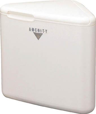 全国一律送料無料 コンドル L.トイレコーナーAL三角型 期間限定 白 TE-12Z-PC W トイレ用品 労働衛生用品
