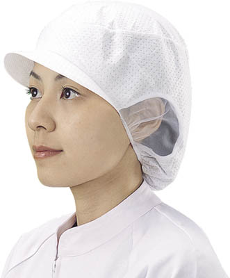 UCD シンガー電石帽SR-5 LL(20枚入)【SR-5LL】(保護具・保護服)