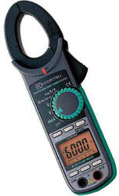 KYORITSU 交流電流・直流電流測定用クランプメータ(RMS)【KEW2046R】(計測機器・クランプメーター)