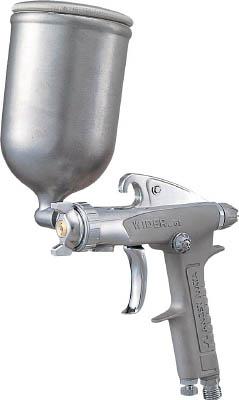 アネスト岩田 小形スプレーガン 重力式 ノズル口径 Φ1.0【W-61-1G】(塗装・内装用品・スプレーガン)