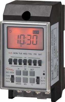 SUNAO カレンダータイマー【SSC-502S】(電気・電子部品・タイマー)