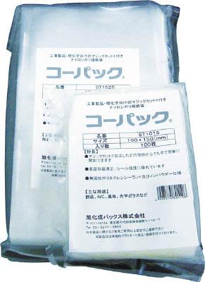 旭化成 コーパック STタイプ 300×450 (100枚/パック)【ST3045】(梱包結束用品・ポリ袋)