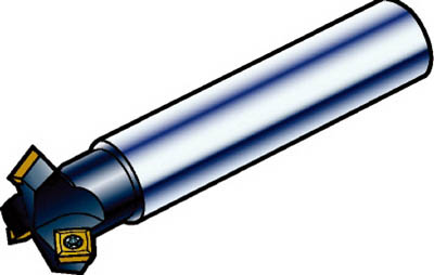 サンドビック U-Max面取りエンドミル【R215.64-12A20-4512】(旋削・フライス加工工具・ホルダー)