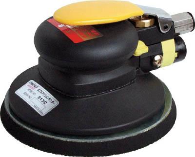 コンパクトツール 非吸塵式ダブルアクションサンダー のりタイプ【913C LPS】(空圧工具・エアサンダー)