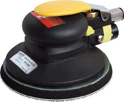 コンパクトツール 非吸塵式ダブルアクションサンダー マジックタイプ【913C MPS】(空圧工具・エアサンダー)