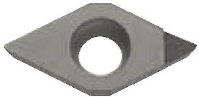 京セラ 旋削用チップ ダイヤモンド KPD010【DCMT070201 KPD010】(旋削・フライス加工工具・チップ)