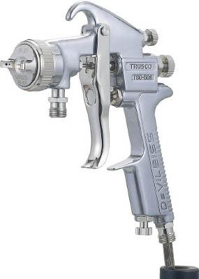 TRUSCO スプレーガン圧送式 ノズル径Φ1.1【TSG-508P-11】(塗装・内装用品・スプレーガン)