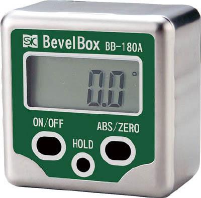 SK ベベルボックス【BB-180A】(測定工具・定規)
