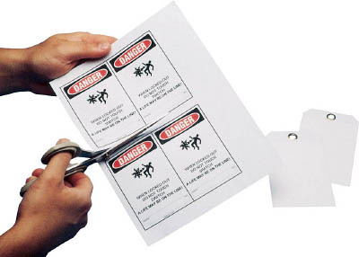 パンドウイット 屋内用セーフティダグホルダー【PST-4】(建築金物・工場用間仕切り・鍵)