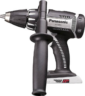 Panasonic 充電ドリルドライバ リチウムイオン18V 本体のみ【EZ7450X-H】(電動工具・油圧工具・ドリルドライバー)