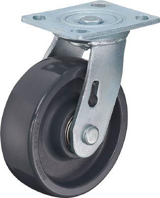ハンマー 500型 自在 特殊樹脂車 150mm【500BPS-HBN150-BAR01】(キャスター・重荷重用キャスター)