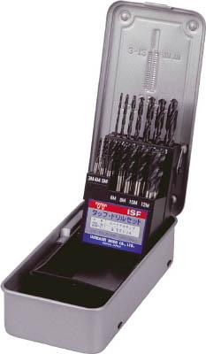 IS スパイラルタップ・ドリルセット【SSD-21】(穴あけ工具・ドリルセット)