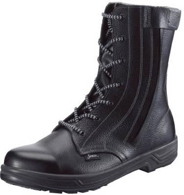シモン 安全靴 長編上靴 SS33C付 24.0cm【SS33C-24.0】(安全靴・作業靴・安全靴)