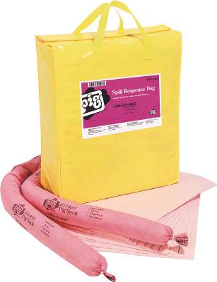 pig ピグスピルリスポンスバッグ キット【KIT320】(清掃用品・吸収材)