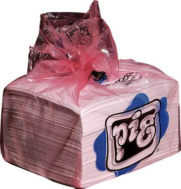pig ピグスタットマット(帯電防止処理加工) ミシン目入り (200枚/箱)【MAT215A】(清掃用品・吸収材)