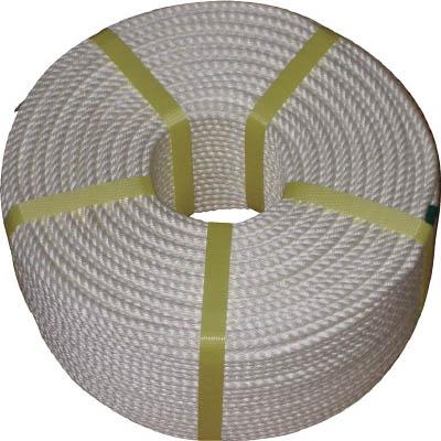 高木 JISナイロンロープ 6.0mm×200m【36-7404】(ロープ・ひも・ロープ)