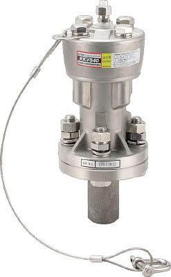 エクセン ステンレスノッカー RKVS40【RKVS40】(小型加工機械・電熱器具・ノッカー・バイブレーター)(代引不可)