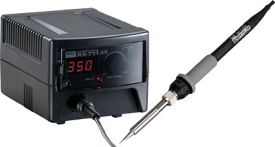 グット ステーション型温調はんだこて【RX-711AS】(はんだ・静電気対策用品・ステーション型はんだこて)