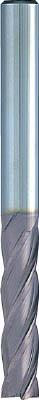 NS 無限コーティング 4枚刃ミディアムEM MSEM430 Φ10【MSEM430 10】(旋削・フライス加工工具・超硬スクエアエンドミル)