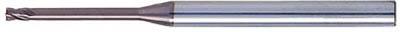 NS 無限コーティング ロングネックEM MHR430 Φ8X30【MHR430 8X30】(旋削・フライス加工工具・超硬スクエアエンドミル)