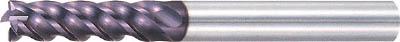 日立ツール エポックパワーミル ミディアム刃 EPPM4100【EPPM4100】(旋削・フライス加工工具・超硬スクエアエンドミル)
