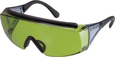 スワン レーザ光用一眼型保護めがね【YL-335 YAG】(保護具・レーザー用保護メガネ)
