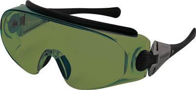 スワン レーザ光用一眼型保護めがね【YL-760 LD-YAG】(保護具・レーザー用保護メガネ)