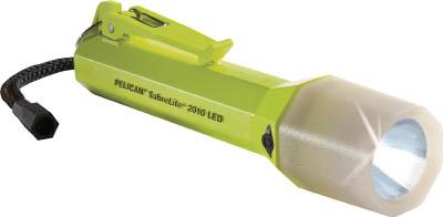 PELICAN 2010 蓄光 LEDライト【2010LM】(作業灯・照明用品・懐中電灯)