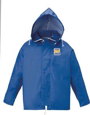 ロゴス マリンエクセル ジャンパー ブルー L【12020152】(保護具・作業服)