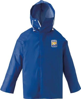 ロゴス マリンエクセル パーカー ブルー L【12030152】(保護具・作業服)