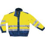 コーコス ブルゾンCE-471011 イエロー LL【CE-471011-LL】(保護具・作業服)