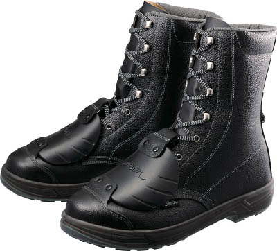 シモン 安全靴甲プロ付 長編上靴 SS33D-6 28.0cm【SS33D-6-28.0】(安全靴・作業靴・安全靴)