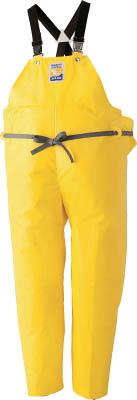 ロゴス マリンエクセル 胸当て付きズボン膝当て付きサスペンダー式 イエロー3L【12063520】(保護具・作業服)