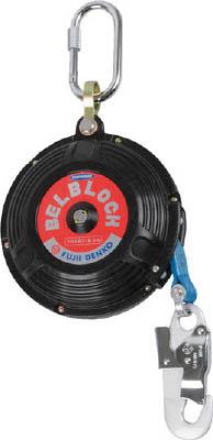 超美品 ツヨロン ベルブロック 8.0m【BB-80-SN】(保護具・安全帯):リコメン堂生活館 ツヨロン-DIY・工具